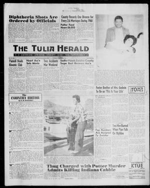 The Tulia Herald (Tulia, Tex), Vol. 52, No. 1, Ed. 1, Thursday, January 5, 1961