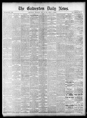 Primary view of object titled 'The Galveston Daily News. (Galveston, Tex.), Vol. 38, No. 51, Ed. 1 Thursday, May 22, 1879'.