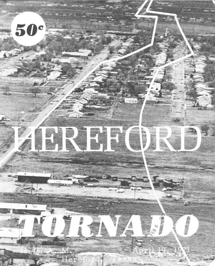 Hereford Tornado] - The Portal to Texas History