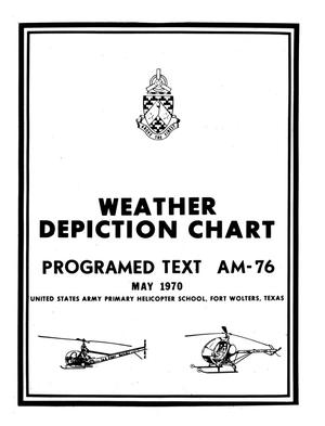 Primary view of object titled 'Weather Depiction Chart'.