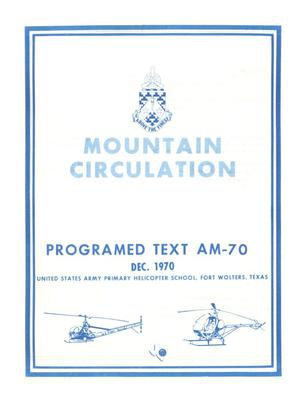 Primary view of object titled 'Mountain Circulation'.