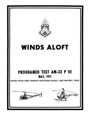 Primary view of object titled 'Winds Aloft'.