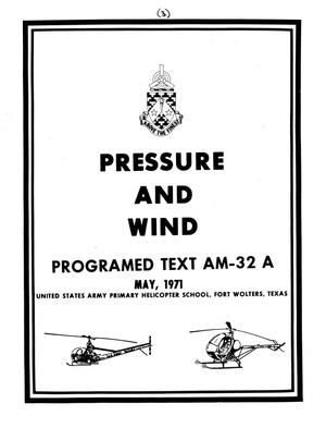 Primary view of object titled 'Pressure and Wind'.