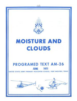 Primary view of object titled 'Moisture and Clouds'.