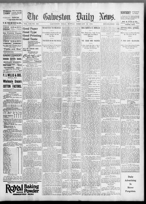 Primary view of object titled 'The Galveston Daily News. (Galveston, Tex.), Vol. 53, No. 332, Ed. 1 Monday, February 18, 1895'.