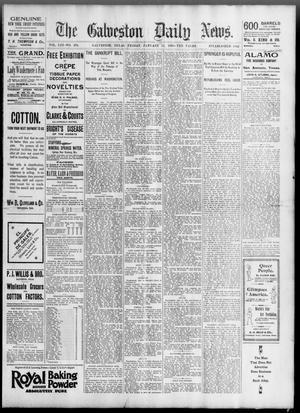 Primary view of object titled 'The Galveston Daily News. (Galveston, Tex.), Vol. 53, No. 294, Ed. 1 Friday, January 11, 1895'.