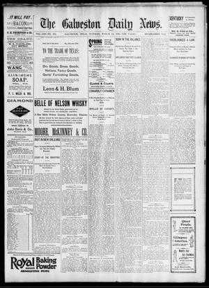 Primary view of object titled 'The Galveston Daily News. (Galveston, Tex.), Vol. 53, No. 353, Ed. 1 Tuesday, March 12, 1895'.