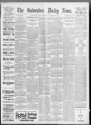 Primary view of object titled 'The Galveston Daily News. (Galveston, Tex.), Vol. 51, No. 209, Ed. 1 Wednesday, October 19, 1892'.