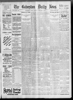 Primary view of object titled 'The Galveston Daily News. (Galveston, Tex.), Vol. 52, No. 320, Ed. 1 Tuesday, February 6, 1894'.