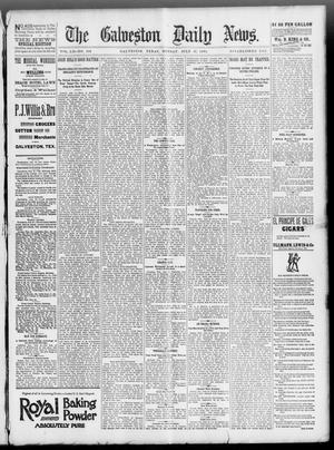 Primary view of object titled 'The Galveston Daily News. (Galveston, Tex.), Vol. 52, No. 116, Ed. 1 Monday, July 17, 1893'.