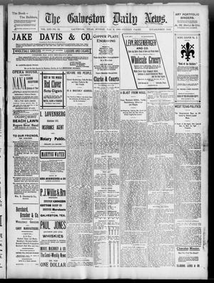 Primary view of object titled 'The Galveston Daily News. (Galveston, Tex.), Vol. 53, No. 44, Ed. 1 Sunday, May 6, 1894'.