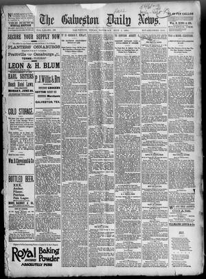 Primary view of object titled 'The Galveston Daily News. (Galveston, Tex.), Vol. 52, No. 100, Ed. 1 Saturday, July 1, 1893'.