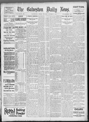 Primary view of object titled 'The Galveston Daily News. (Galveston, Tex.), Vol. 52, No. 194, Ed. 1 Tuesday, October 3, 1893'.