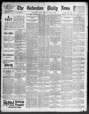 Primary view of The Galveston Daily News. (Galveston, Tex.), Vol. 51, No. 98, Ed. 1 Thursday, June 30, 1892