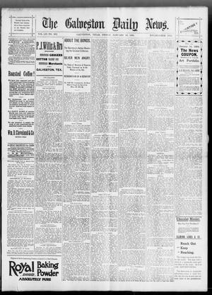 Primary view of object titled 'The Galveston Daily News. (Galveston, Tex.), Vol. 52, No. 302, Ed. 1 Friday, January 19, 1894'.