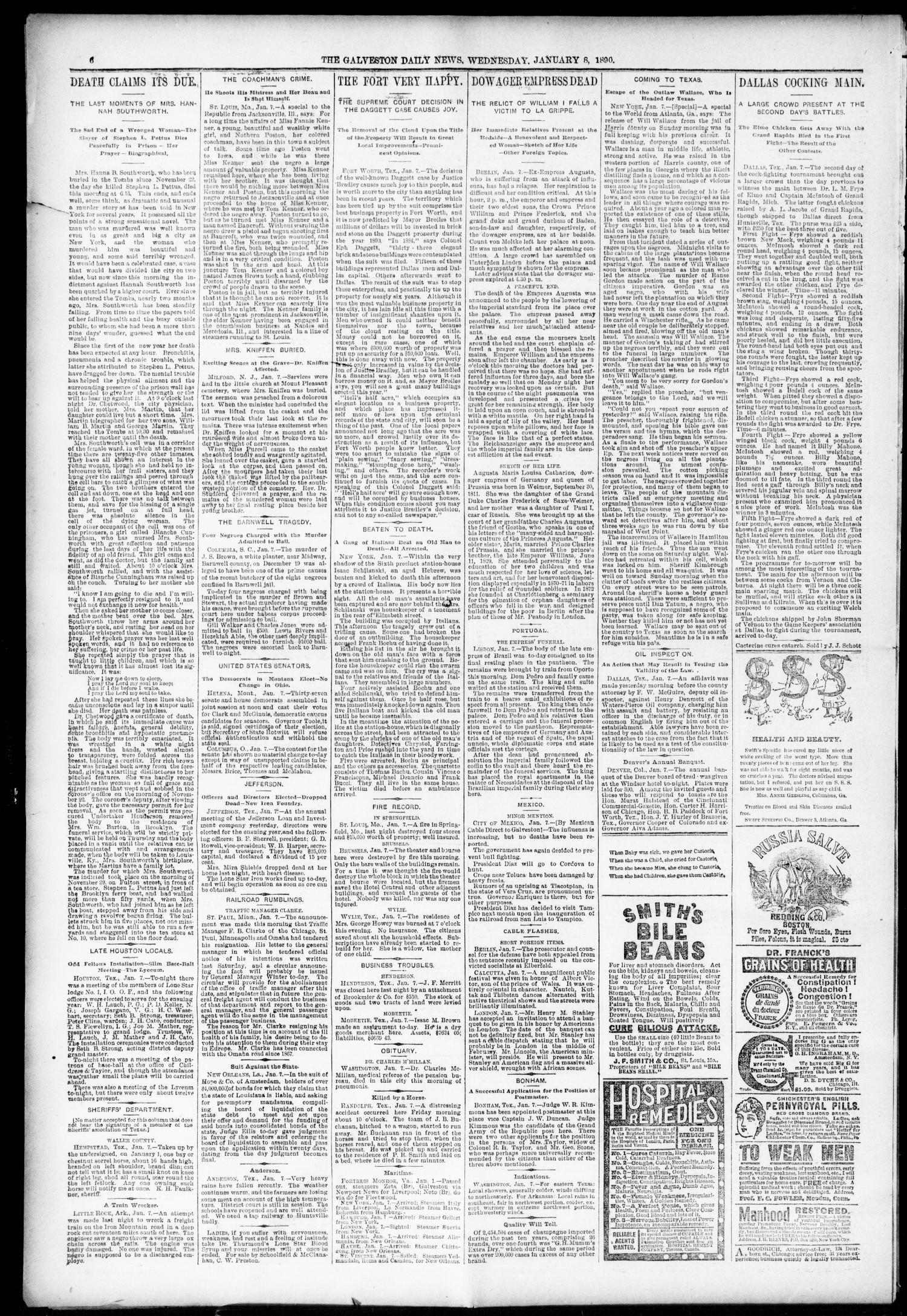 The galveston daily news galveston tex vol 48 no 256 ed the galveston daily news galveston tex vol 48 aiddatafo Choice Image