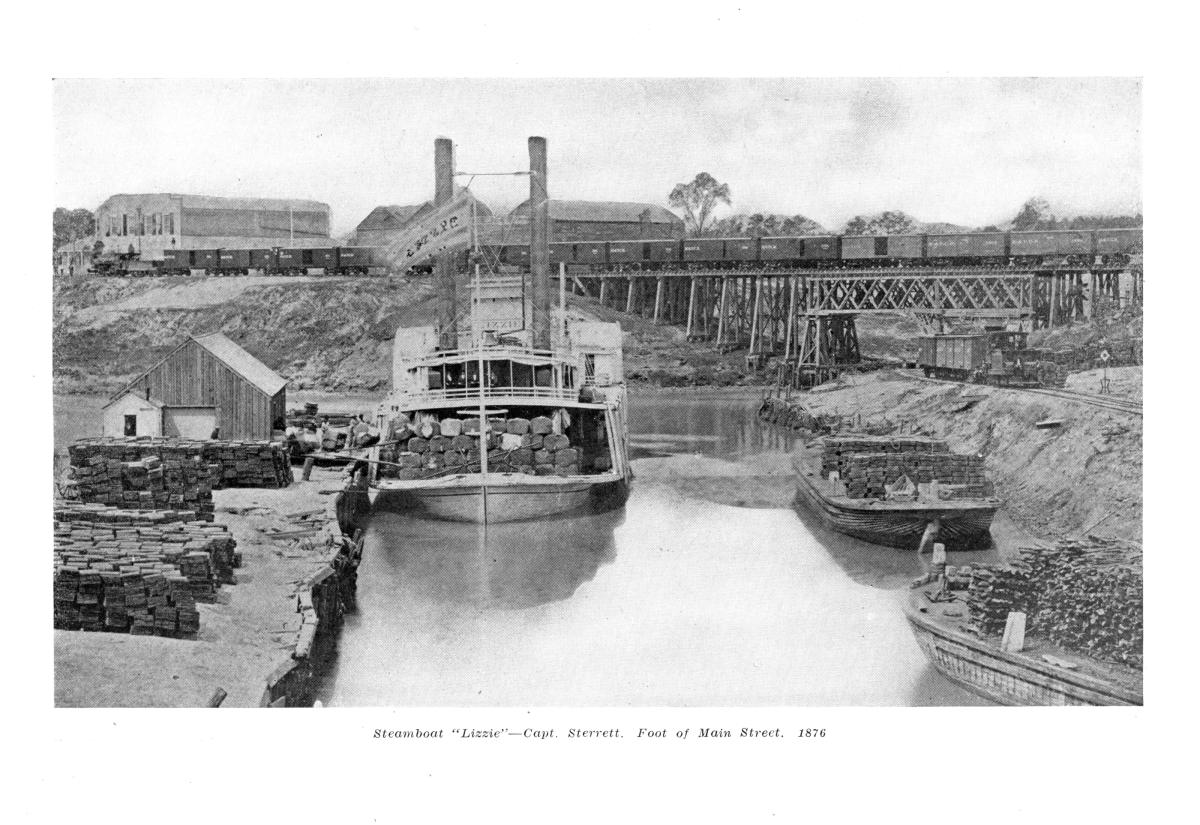 The Story of Buffalo Bayou and the Houston Ship Channel                                                                                                      11