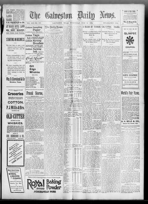 Primary view of object titled 'The Galveston Daily News. (Galveston, Tex.), Vol. 53, No. 117, Ed. 1 Wednesday, July 18, 1894'.
