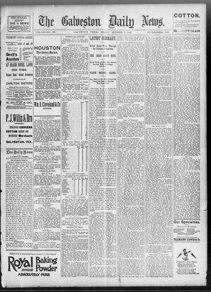 Primary view of object titled 'The Galveston Daily News. (Galveston, Tex.), Vol. 52, No. 197, Ed. 1 Friday, October 6, 1893'.