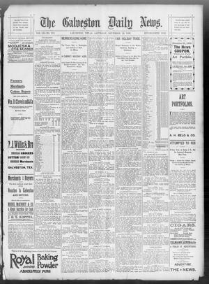 Primary view of object titled 'The Galveston Daily News. (Galveston, Tex.), Vol. 52, No. 275, Ed. 1 Saturday, December 23, 1893'.