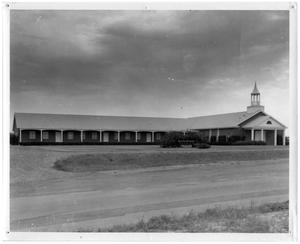 Primary view of object titled 'Carter Park United Methodist Church'.