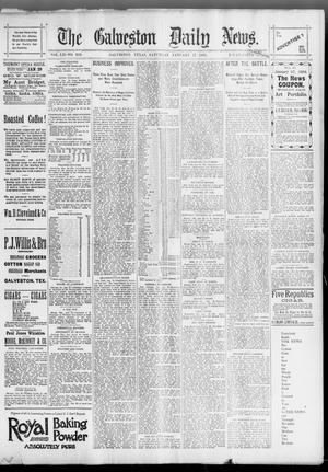 Primary view of object titled 'The Galveston Daily News. (Galveston, Tex.), Vol. 52, No. 310, Ed. 1 Saturday, January 27, 1894'.