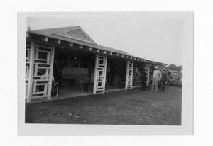 Primary view of object titled '[Education building]'.