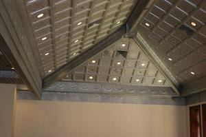 Primary view of object titled '[Ceiling in Courthouse]'.