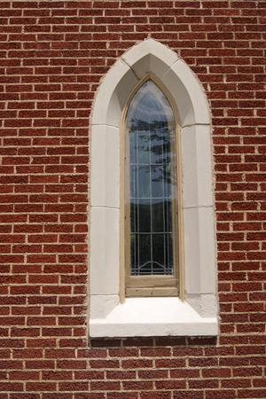 Primary view of object titled '[Close-Up of a Window]'.