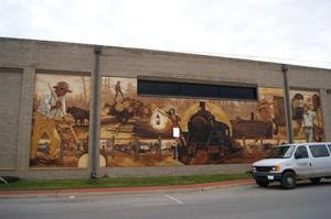 Primary view of [Mural on a Wall]