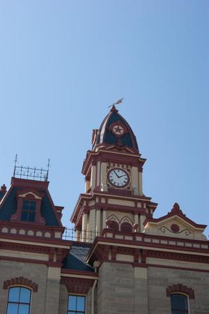 [Photograph of a Clock Tower]
