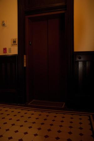 [Elevator Doors in Courthouse]