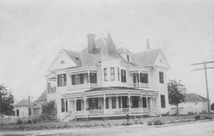 [T.B. Wessendorff Home, 11th at Jackson, Richmond, Texas.]