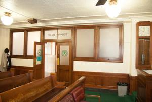 Primary view of [Inside Liberty County Courtroom]