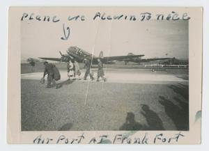 Primary view of [People on Airfield]