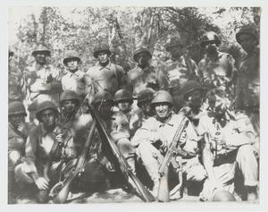 Primary view of [152nd Signal Company Soldiers]