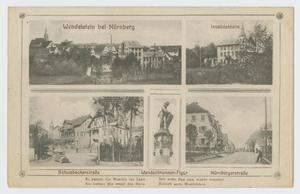 Primary view of object titled '[Pictures of Germany]'.