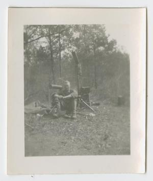 Primary view of [Johnson in Woods]