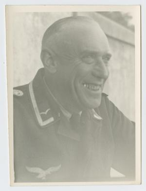 Primary view of object titled '[Smiling Man]'.