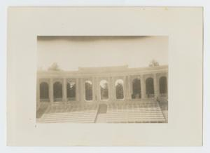 Primary view of object titled '[Seats in Amphitheater]'.
