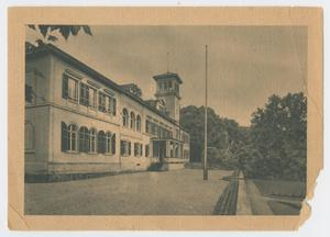 Primary view of object titled '[Building in Germany]'.
