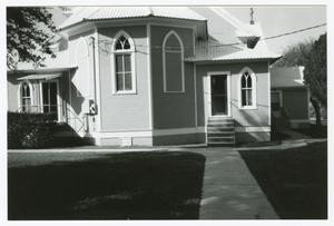 Primary view of object titled '[Saints Peter and Paul Catholic Church Photograph #6]'.