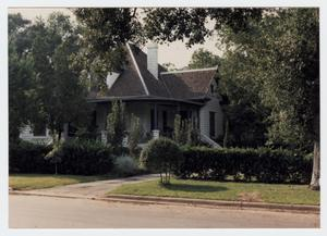 Primary view of object titled '[Paul and Mahala Hackbarth House #2]'.