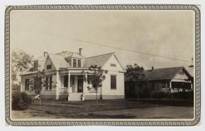Primary view of object titled '[Hartford Jenkins Home Photograph #3]'.