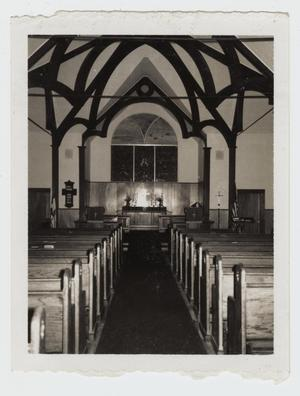 Primary view of object titled '[Saint Philip's Episcopal Church Photograph #1]'.