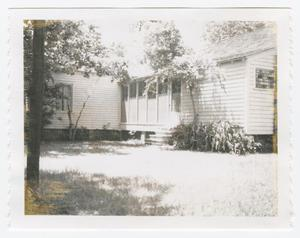 Primary view of object titled '[Montgomery House Photograph #8]'.