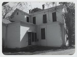 Primary view of object titled '[Haralson House Photograph #1]'.