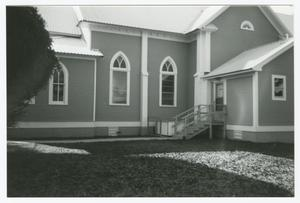 Primary view of object titled '[Saints Peter and Paul Catholic Church Photograph #8]'.