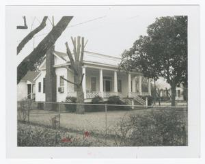 Primary view of object titled '[Maigne-Walther House Photograph #1]'.