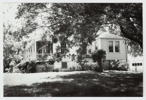 Primary view of object titled '[M. L. Weems House Photograph #6]'.